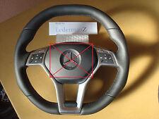 Mercedes flat top bottom AMG steering wheel W204 W212 W218 W207 G ML GL SLK