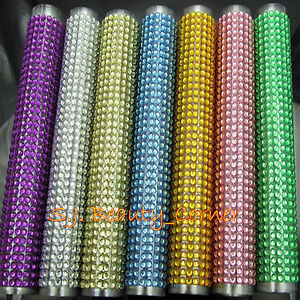 250-x-Rhinestones-2-5mm-3D-Nail-Art-Self-Adhesive-Stick-On-Diamantes-Gems