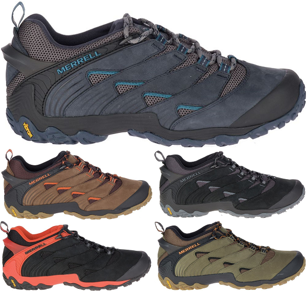 a904a704589 MERRELL Chameleon 7 Outdoor Hiking Trekking Trainers Athletic Shoes Mens New