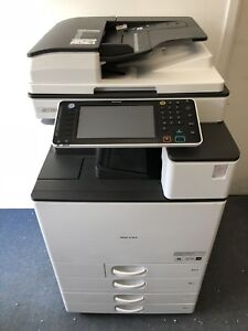Details about Ricoh MPC2503 Colour Photocopier Copier Printer Scanner  FREE  Delivery/Install