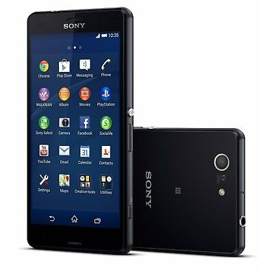 Sony Xperia Z3 Compact D5803 16GB Factory Unlocked Smartphone - US Shipping