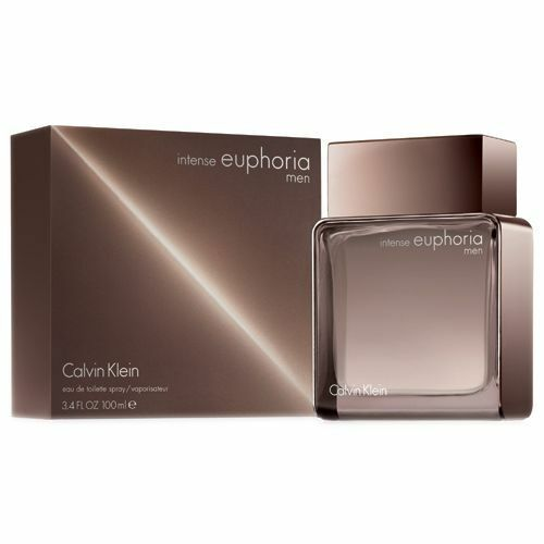 Calvin Klein Euphoria Intense Cologne for Men 100 ml EDT Spray