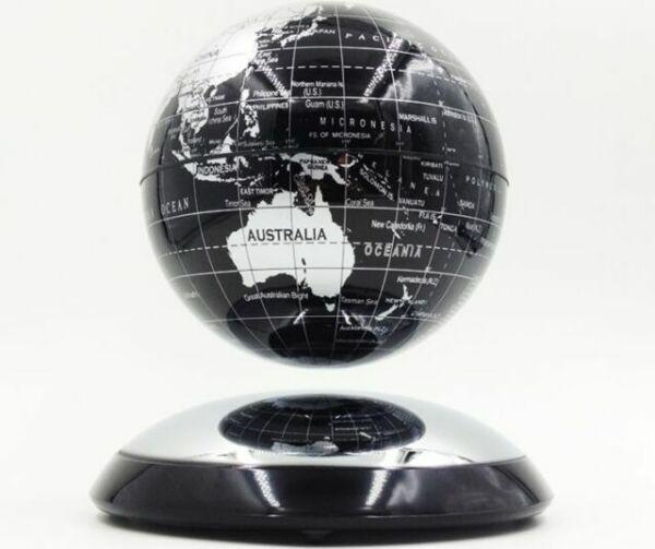 Levitation From Lns Technologies: Levitation Technology Magnetic Rotating Globe Floating