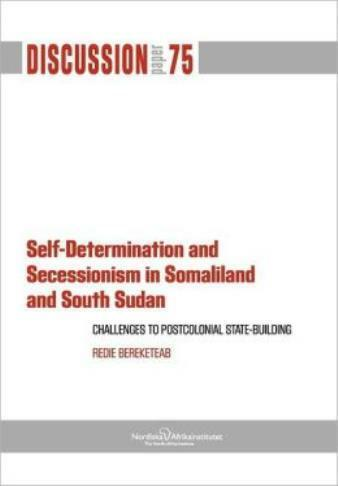 Image 1 - Self-Determination And Secessionism In Somaliland And South Sudan: Challeng...
