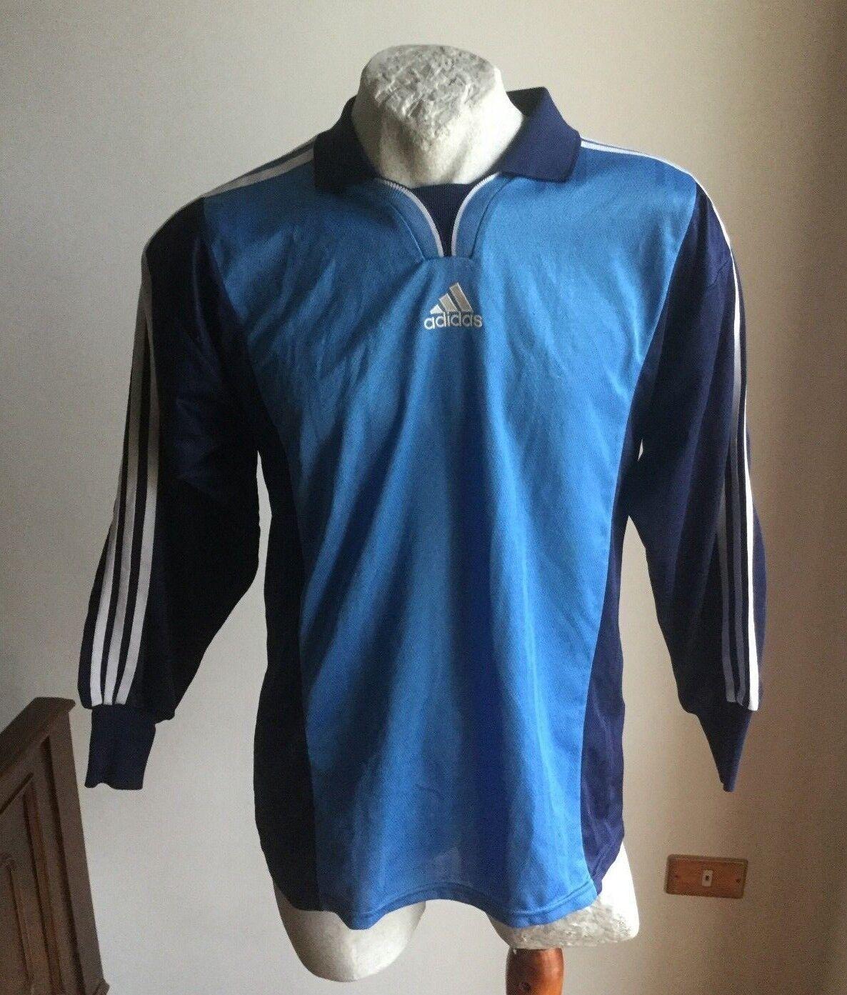 Maglia calcio adidas portiere football shirt goalkeeper trikot maillot size m