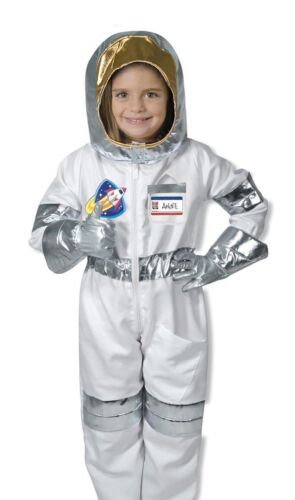 Melissa /& Doug Children/'s Astronaut Role Play Set Costume for Kids