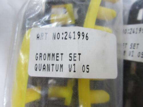 16X19 BUMPERGUARD // GROMMET SET: VOLKL QUANTUM V1 OVERSIZE #241996