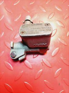 Honda CR250 front brake master cylinder pump xr400 cr125 1997 1998 1999 2000 96