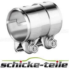 FA1 Rohrverbinder Schelle 004-845 Doppelschelle für S93 H00 OPEL Edelstahl 45mm