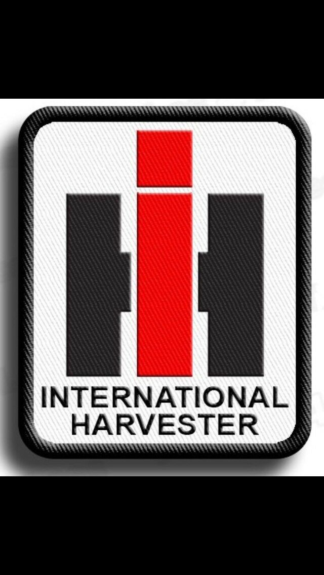 Farmall Case International Harvester Tractor Patch Ebay