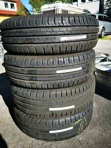 1x Sommerreifen CONTI 165//60 R15 77H Conti EcoContact 5 DOT18-7mm