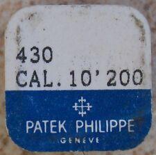 Patek Philippe Caliber 10-200 part 430 N.O.S.
