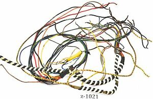 Horex-Regina-400-Kabelbaum-Kabelage
