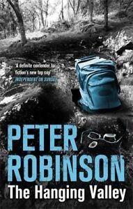 Peter-Robinson-The-Hanging-Valley-Tout-Neuf-Livraison-Gratuite-Ru