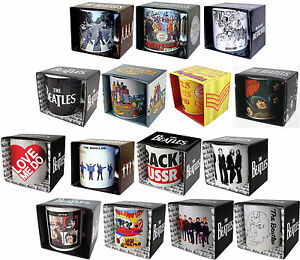 The-Beatles-Mug-Official-Apple-Corps-New-In-Box-Abbey-Road-Revolver-Help