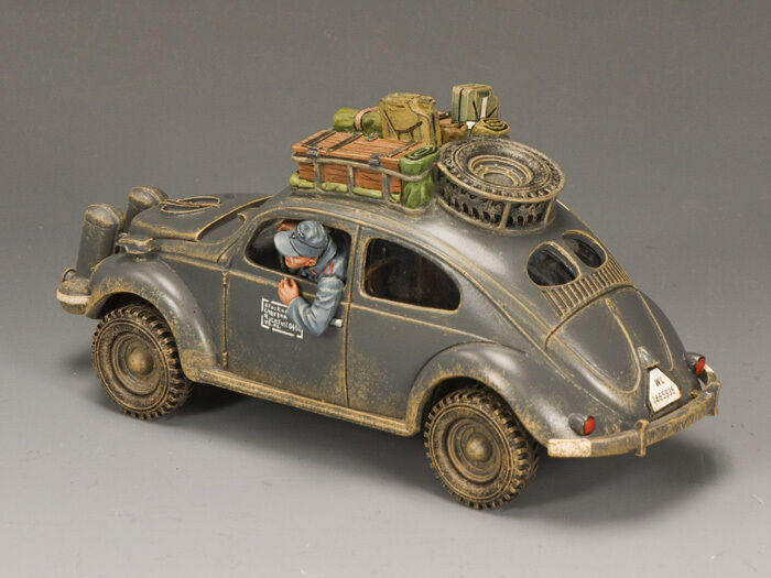 King & Country LW043 The Luftwaffe Beetle (RETIRED)