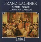 Lachner - Septet Nonet Audio CD