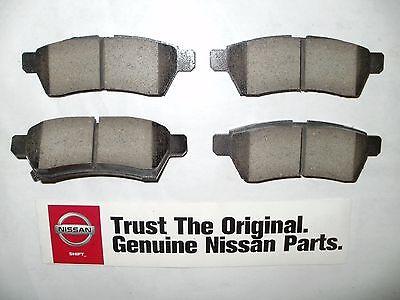Genuine Nissan Frontier Xterra 05-18 Rear Brake Pads 44060EA085 OEM