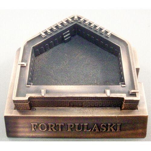FORT PULASKI BRONZE PENCIL SHARPENER NEW