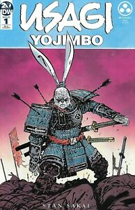 Usagi-Yojimbo-Comic-Issue-1-Limited-Variant-Modern-Age-First-Print-2019-Sakai