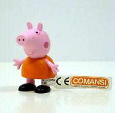 COMANSI PEPPA PIG PEPPA PIG PUPAZZO IN PVC 5,0 CM +3A COD 99680