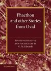 Phaethon and Other Stories from Ovid by Cambridge University Press (Paperback, 2014)