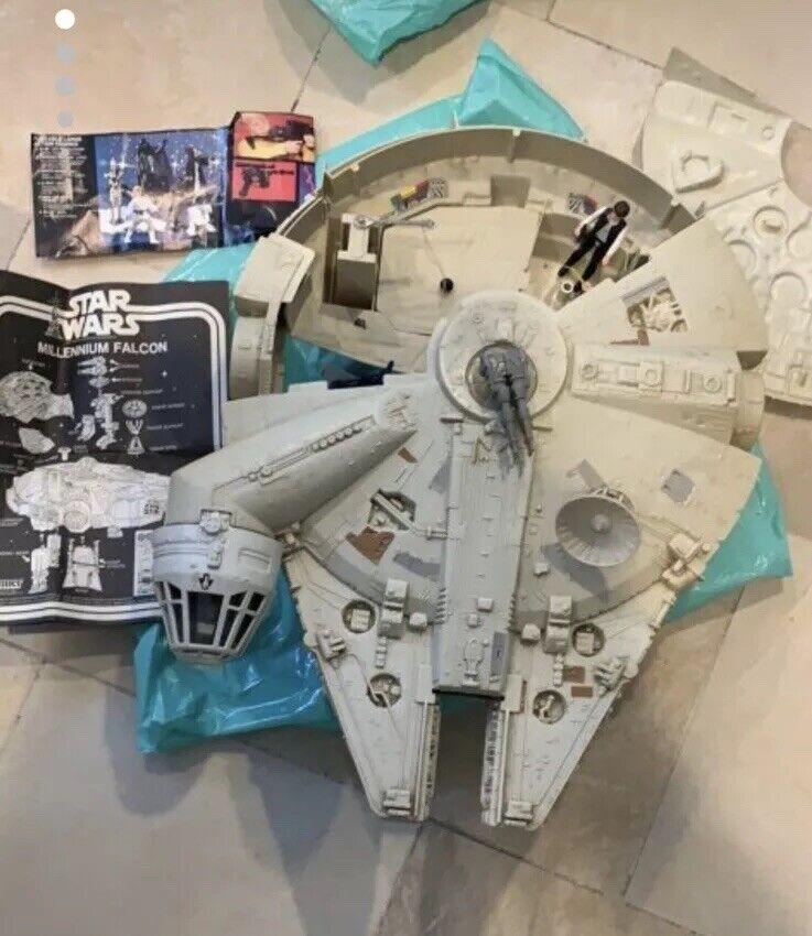 1978 Original Star Wars Millennium Falcon