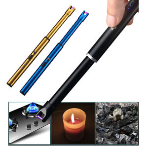 Electric-Lighter-Arc-Plasma-Rechargeable-USB-Kitchen-for-Candles-BBQ-amp-Firework
