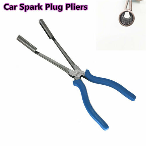 Car Spark Plug Wire Removal Pliers Bend Head Valve Seal Ring Pull Cylinder Cable