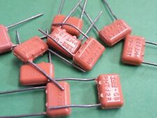5/%   63v Bags of 2  Polypropylene Caps FKP2 0.01UF // 10nf