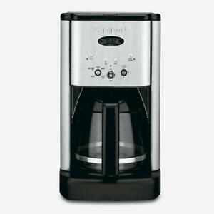 Cuisinart DCC-1200IHR Brew Central 12-Cup Programmable Coffeemaker - Refurbished