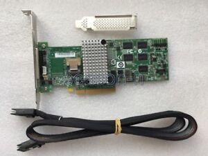 LSI-MegaRAID-SAS-SATA-9260-4i-4-Port-6Gb-s-PCI-E-RAID-CARD-8087-to-8087-Cable