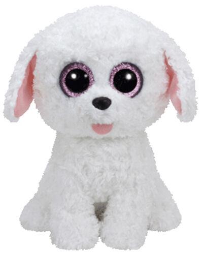 Pecora TY Beanie Boo's Pippie Peluche Occhi grandi Scintillanti