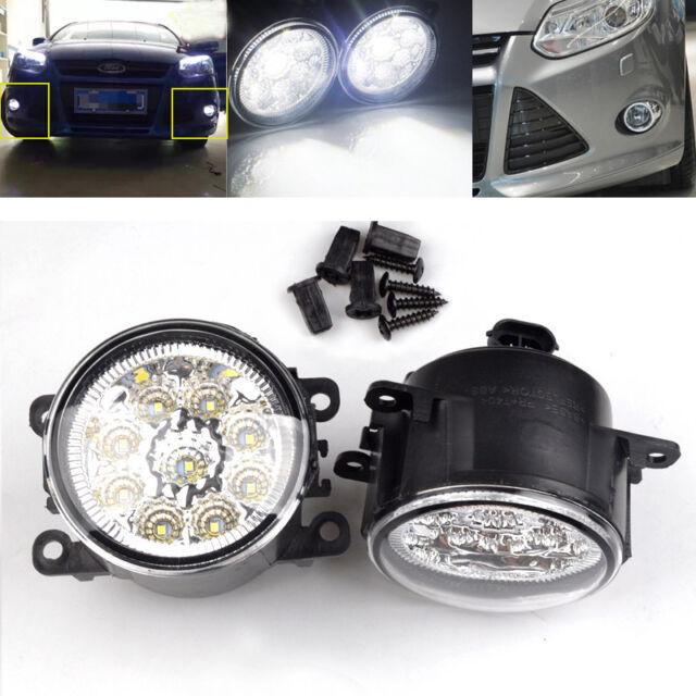 Auto Angel Eyes Nebelscheinwerfer Tagfahrlicht 1/Paar 80/mm