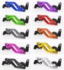 Clutch Brake Levers for Yamaha R1 R6 R125 R15 FZ16 FZ1 MT09 MT07 MT03 FZ6 R3 CNC