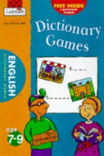 Dictionary Games (National Curriculum English - Key... by Fiona Buchan Paperback