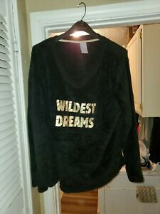 Secret Treasures Wildest Dreams RV Nightgown Casual Coverup Dress Plus 3X 3/4 LS