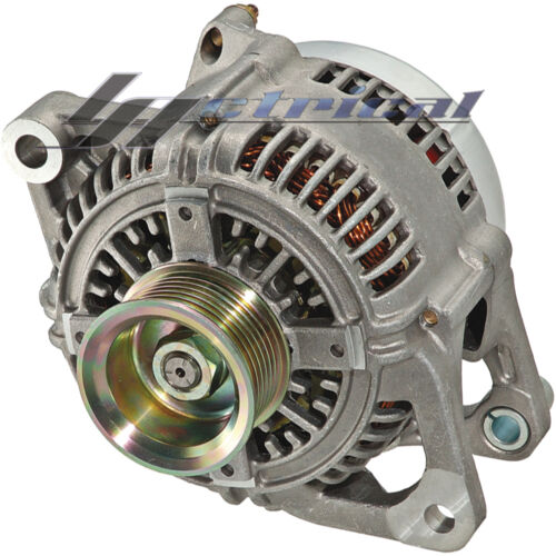 100/% NEW HIGH OUTPUT ALTERNATOR FOR DODGE TRUCK,JEEP 250Amp *ONE YEAR WARRANTY*