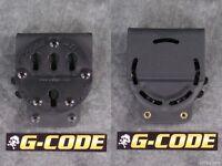 G-code Rti Holster Rotating Tactical Belt Mount Platform Adapter Black
