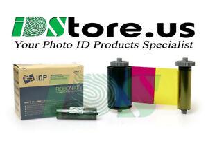 NEW-IDP-659380-YMCFKO-Color-Ribbon-Kit-200-Prints-Free-Shipping