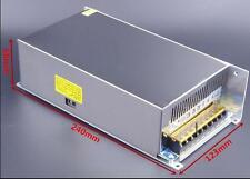 CNC Router Power Supply, 48VDC/10A, 110vac / 220vac