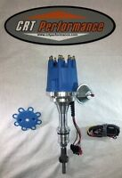Ford 5.0l 302 Efi To Carb Conversion Small Cap Blue Hei Distributor