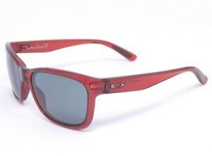 2e2270c2b9 Image is loading Oakley-FOREHAND-Sunglasses-OO9179-07-Cherry-Red-Grey-