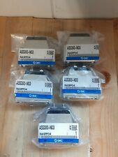 Smc Ass300 N03 Speed Control Valve Slow Start Valve New Sealed Lot Of 5
