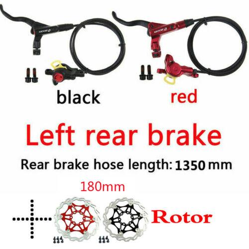 Hydraulic Disc Brake MTB Bike Disc Brake Floating 6Bolts Rotor 160mm,180mm,203mm