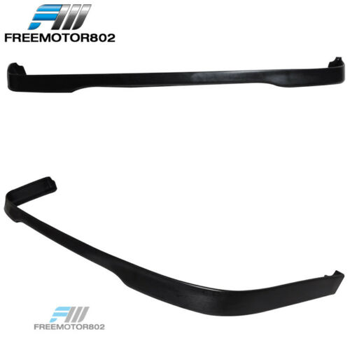 For 92-93 Acura Integra Type R T-R Style Front Bumper Lip Spoiler Urethane