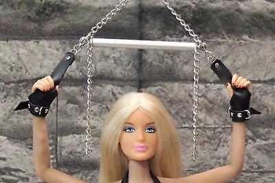 Barbie BDSM Gear Suspension cuffs for 1//6 scale Phicen Jiaoudoll