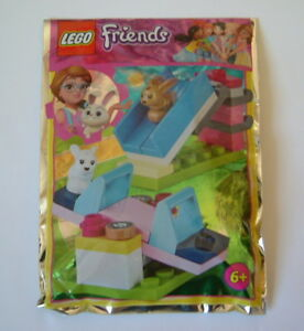 Lego-Friends-Bunnies-Playground-Brand-New-Unopened