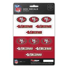 Rico Industries NFL Double Up Die Cut 2-Piece Sticker Sheet