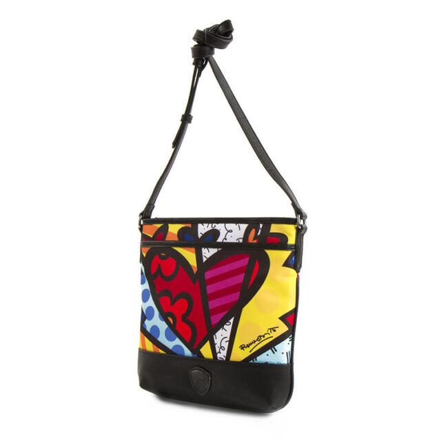 Heys America Romero Britto A Day Crossbody Bag Handbag